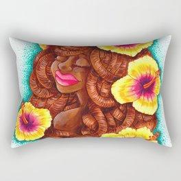 Hibiscus Rectangular Pillow