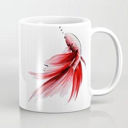 Benjamin and Cloud Coffee Mug