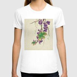 Minhwa : Grapevine Type B (Korean traditional/folk art) T-shirt