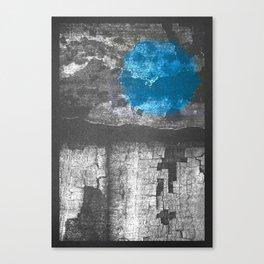 Silentium Canvas Print