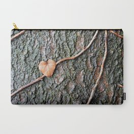 Heart and tree Carry-All Pouch