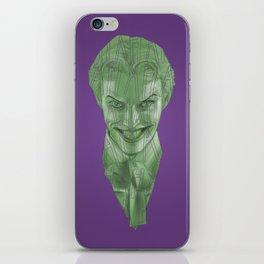 The Joker (Color Variant) iPhone Skin
