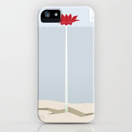 Japan Earthquake 2011 no.1 iPhone Case