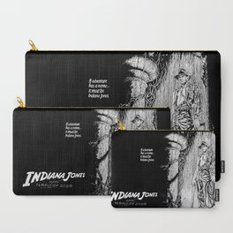 Indiana Jones and the Temple of Doom Carry-All Pouch
