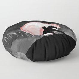 Rudeboy Ash Floor Pillow