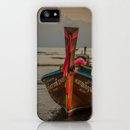 Long-tail, Thailand iPhone Case