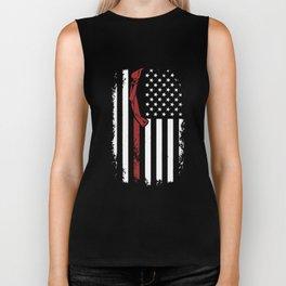 american geek t-shirts Biker Tank