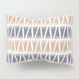 Tee Pee Hazelnut Pillow Sham