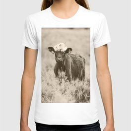 Daisy- Cream T-shirt
