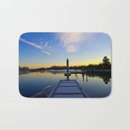 The River Awakens Bath Mat