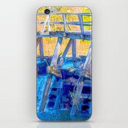 Waterfall Bridge iPhone Skin