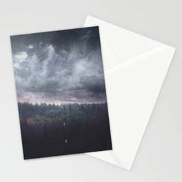 The hunger Stationery Cards