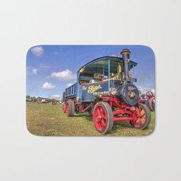 The Foden Steam Wagon Bath Mat