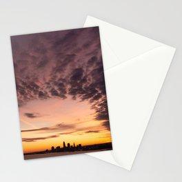 Cleveland Skyline #1 Stationery Cards