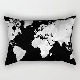 Design 70 world map Rectangular Pillow