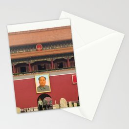 Forbidden City Southern Gate Stationery Cards
