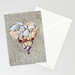 Heart of the Sea Stationery Cards