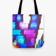 Finger (Glass) Painting Tote Bag