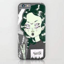 ☽ ZELINA ☾ iPhone Case