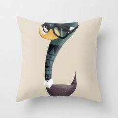 Squag Throw Pillow