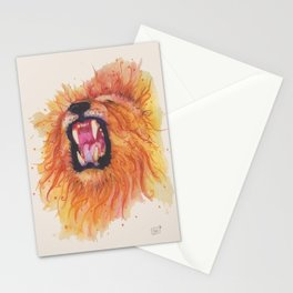 Ink Animals of Africa Stationery Cards
