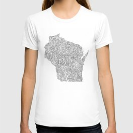 EED - Wisconsin T-shirt
