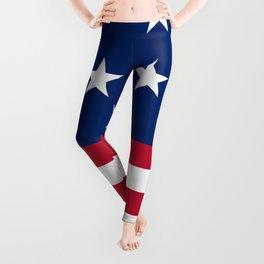 Stars & Stripes Leggings