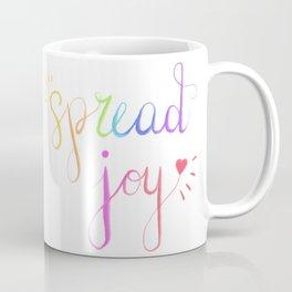 Spread Joy Coffee Mug