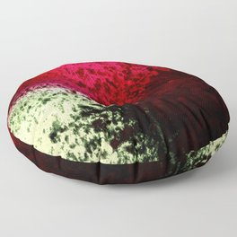 Crushed Emotions Floor Pillow