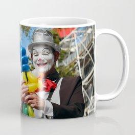 Paris Mime Coffee Mug