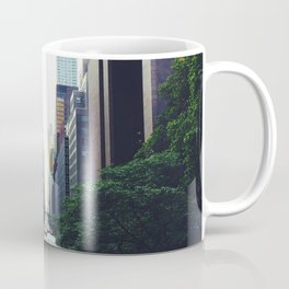 New York City Street Skyscapers Travel Wanderlust #tapestry Coffee Mug