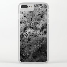 TygerB.com Oil and Water Clear iPhone Case