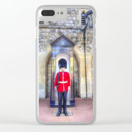 Coldstream Guard Clear iPhone Case