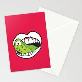 Single Love Slug Stationery Cards