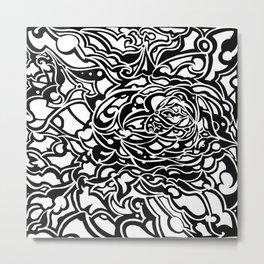 Inner depth Metal Print