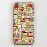 bears iPhone & iPod Skins featuring bears! by Asja Boros
