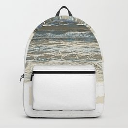 Calm Ocean Backpack