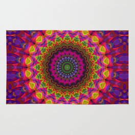 Mandala Creativity Rug
