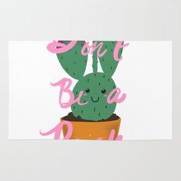 Cactus Friend Rug