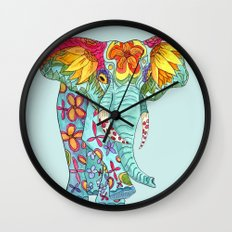 Phantasy Wall Clock