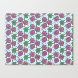 Floral Pattern #2 Canvas Print