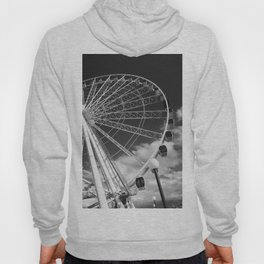 Seattle's Great Wheel Hoody