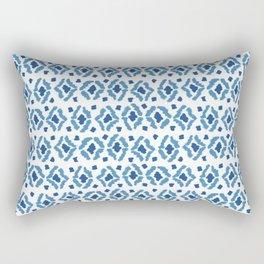 IKAT BIRU Rectangular Pillow
