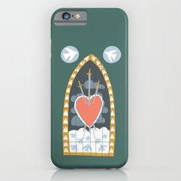 Swords-3 iPhone Case