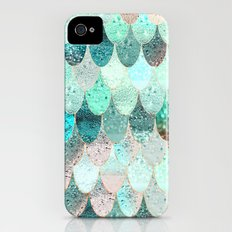SUMMER MERMAID iPhone (4, 4s) Slim Case