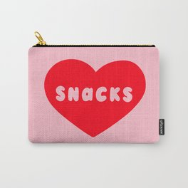 Love Snacks Carry-All Pouch