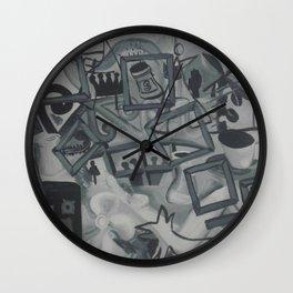 eivissa Wall Clock