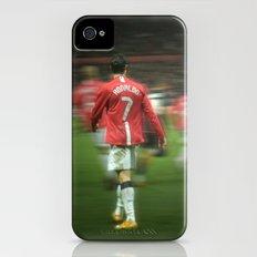 Ronaldo iPhone (4, 4s) Slim Case
