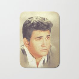 Michael Landon, Actor Bath Mat