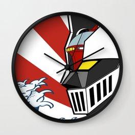 Mazinger Z Wall Clock